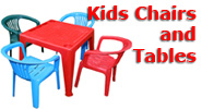 kids chairs and tables hire