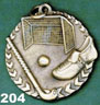 204 hockey medal