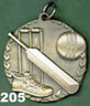 205 cricket medal