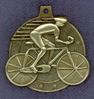224 cycling medal