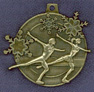 232 ice skating medal