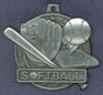 238 softball medal