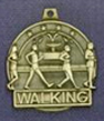 walking medal