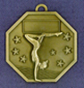 904 gym back medal